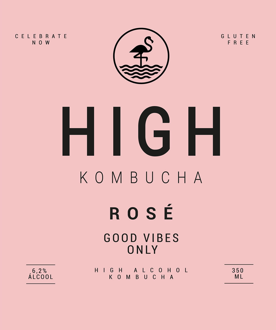 High Kombucha